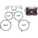 MA504SFRW DRUM SET MAPEX