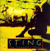 Sting : Ten Summoner's Tales