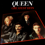 QUEEN - Greatest hits 1, LP