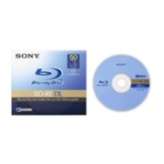 BNE50B BLUE RAY DISK -RE SONY