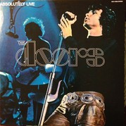 Doors : Absolutely Live LP