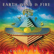 EARTH, WIND, FIRE Greatest Hits 2LP