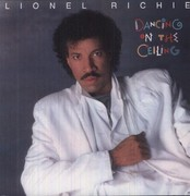 Lionel Richie : Dancing On The Ceiling LP